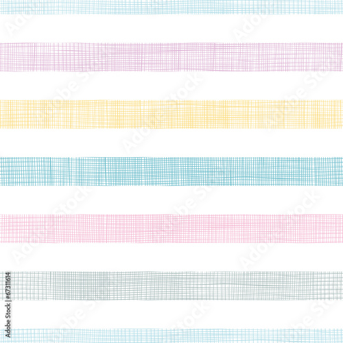 Materiał do szycia Abstract textile colorful stripes seamless pattern background