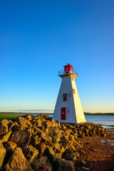 Lighthouse in Charlottetown