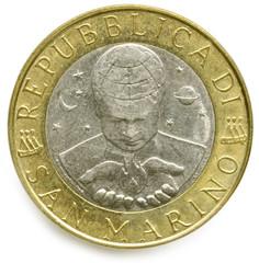 Mille Lire San Marino 1998 Geologia