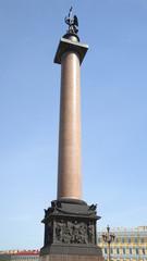 Александровский столп в Санкт-Петербурге