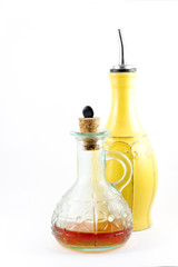 Nutritious oil and vinegar