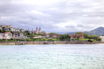 San Sebastian. Cityscape.