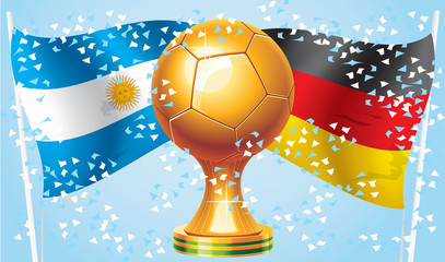 Germany Argentina