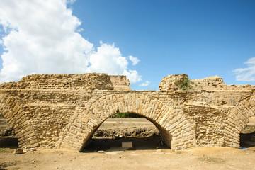 Roman aqueduct Carthage