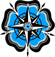 Kompass Rose, Seefahrt, Navigation