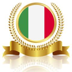 イタリア 国旗 フレーム