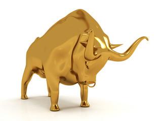 3D Bull