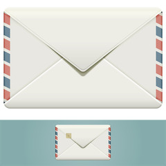 Airmail Envelope Icon