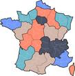 Nouvelles régions France
