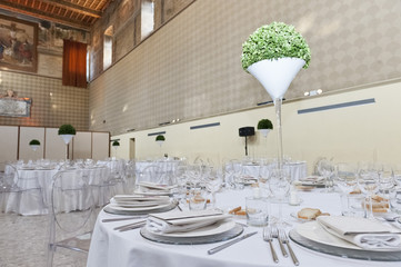 classic ambient for banqueting