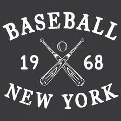 Vintage Baseball Insignia