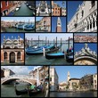 Venice, Italy - image collage