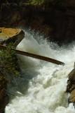 Waterfall in Kuban
