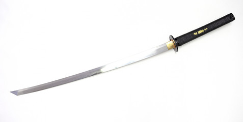 Japanese traditional samurai sword