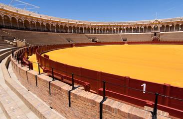 Plaza de Toros, Siviglia, Andalucia - Spagna