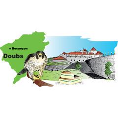 Doubs franche comté besançon jura Montbéliard Pontarlier 4
