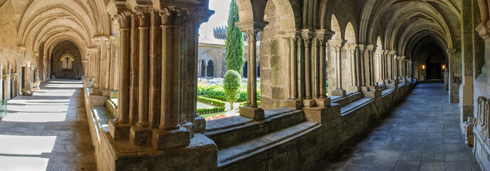 Gothic cloister