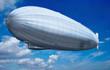 Luftschiff, Zeppelin am Himmel - 67331849