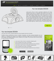 website template 22