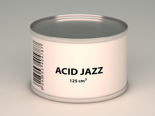 bank with acid jazz title