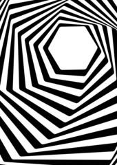 Hintergrund optische Täuschung