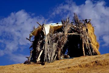 cabin in  matmata