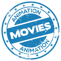animation movies stamp