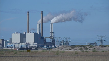 industrial pollution ef environment