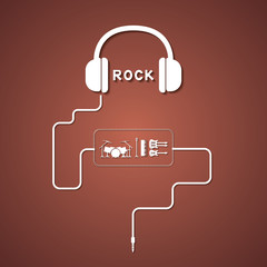 headphone rock
