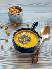 Chickpea soup