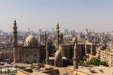Mohamed Ali Mosque, The Saladin Citadel of Cairo ,Egypt
