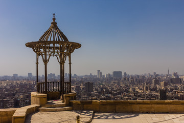 City View at Mohamed Ali Mosque, The Saladin Citadel of Cairo ,E