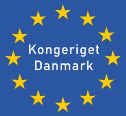 Grenzschild Kongeriget Danmark, Symbol