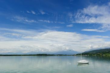 Vista sul Lago di Viverone