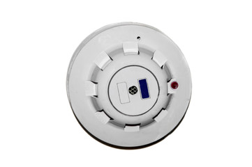 Roof mounted fire alarm
