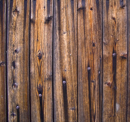 Natural old Wooden Background