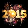 Obrazy na płótnie, fototapety, zdjęcia, fotoobrazy drukowane : new year's eve party 2015