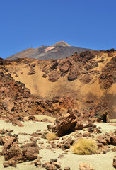 teide from mt.mustasa