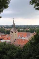 Landsberg am Lech old town