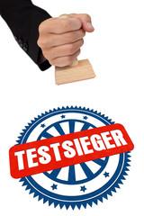 Stempel Testsieger