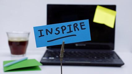 Inspire written