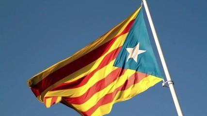 Catalan secessionist flag