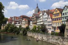 Tübingen sur le Neckar