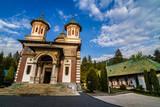 Sinaia Monastery Romania poster