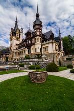 Château de Peles. Sinaia, Roumanie.