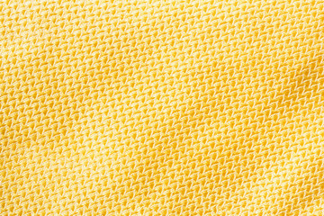 Golden color silk cloth texture