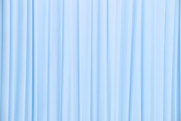 Light blue curtain texture