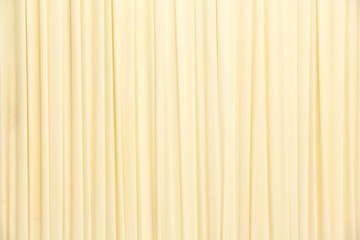 Yellow curtain texture