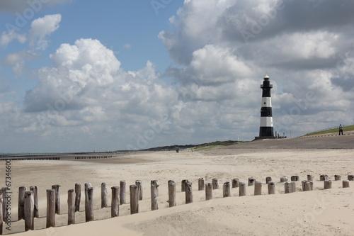 lighthouse Breskens Holland