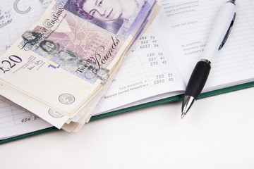 british pound tax accounting